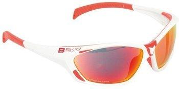 Okulary B Skin GIZER GL-BS063 biało-czerwone