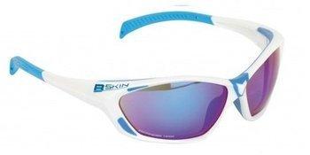 Okulary B Skin GIZER GL-BS063 biało-niebieskie