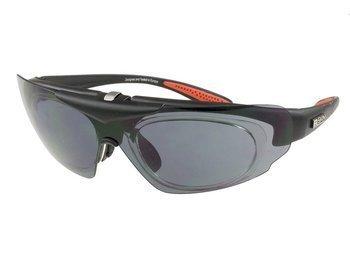 Okulary B Skin OXTIC czarne do szkieł korekcyjnych GL-BS048