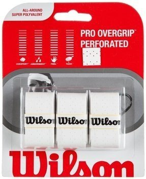 Owijka Wilson Pro Overgrip perforated 3szt