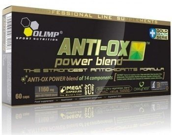 Anti-Ox power blend 60 kapsułek