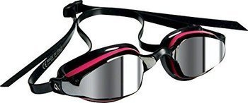 Aquasphere okulary K180 Lady mirror pink-black