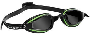 Aquasphere okulary K180 + ciemne green-black