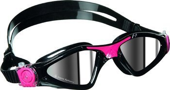 Aquasphere okulary Kayenne Lady mirror black-pink