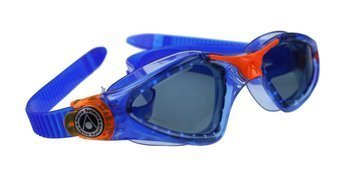 Aquasphere okulary Kayenne junior ciemne szkła  blue/orange