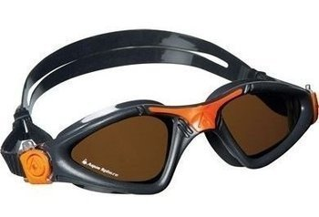 Aquasphere okulary Kayenne polarized  grey/orange