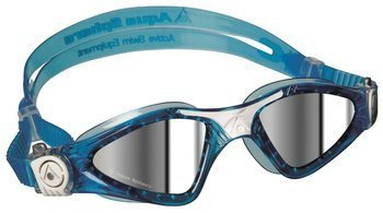 Aquasphere okulary Kayenne small mirror aqua-white