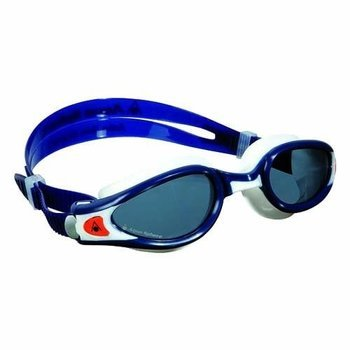 Aquasphere okulary do pływania Kaiman Exo small dark lens blue/muted-white