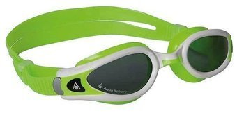 Aquasphere okulary do pływania Kaiman Exo small dark lens lime/white