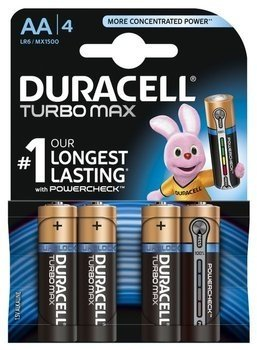 Baterie DURACELL Turbo Max LR-6