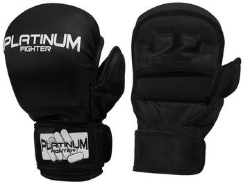 Beltor Platinum Fighter rękawice MMA Fist czarne