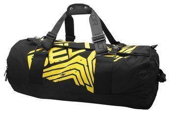 Beltor Torba treningowa Fight black-yellow XL sports Bag 92L
