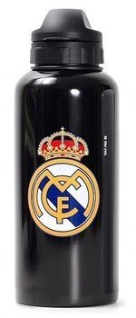 Bidon Real Madrid Negro 0.4L
