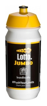 Bidon TACX Shiva Pro Team Lotto - Jumbo 500ml