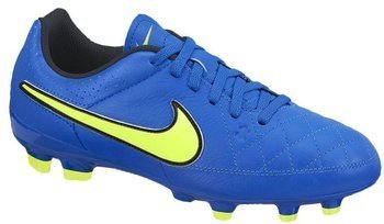 Buty Nike Tiempo Genio Leather FG JR 630861 470