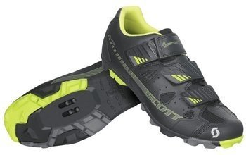 Buty Scott MTB ELITE black-lime green