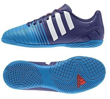 Buty halowe Adidas Nitrocharge 4.0 IN Jr B44238