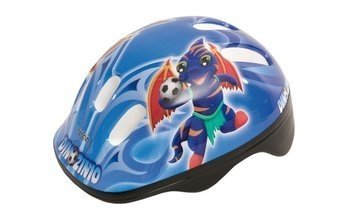 Children's Helmet kidy DINOZINIO lighting