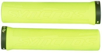 Chwyty SYNCROS PRO Lock-On neon yellow