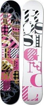Deska snowboard Rossignol JUSTICE 153 2010