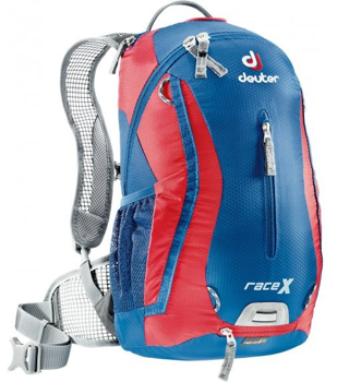 Deuter plecak Race X steel-fire