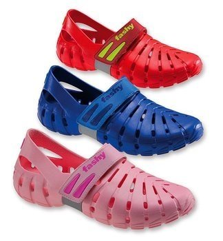 Fashy klapki Slipper 7624 kolor mix