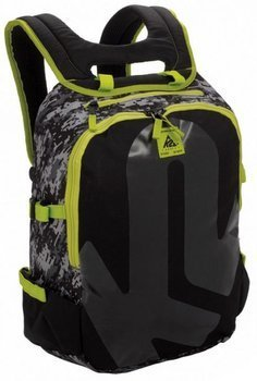 K2 Jr Varsity BackPack Boys black-lime