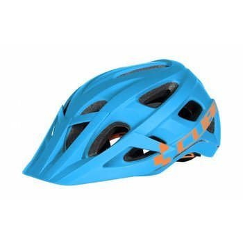 Kask Cube 160050-51 AM RACE blueorange L