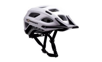 Kask Cube 16112-4 TOUR DBF white-black-gold
