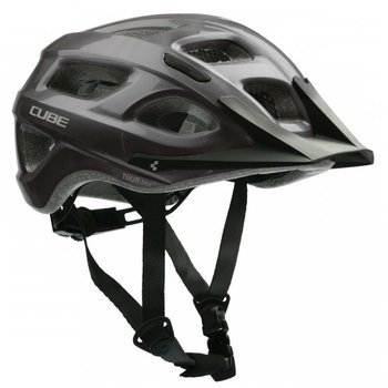 Kask Cube 16117-9 TOUR LITE black metallic