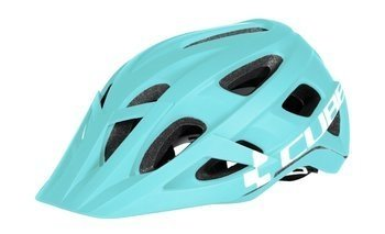 Kask Cube AM RACE iceblue-white