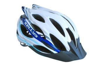 Kask Kelly's DYNAMIC white-arctic blue