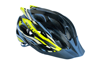 Kask Kelly's Dynamic M-L black-sun yellow