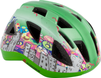 Kask Kross ACE zielony