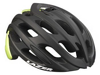 Kask Lazer  BLADE  matt black - flash yellow