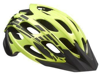 Kask Lazer MAGMA flash yellow black