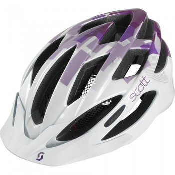 Kask Scott WATU Contessa white-purple 54-61 cm
