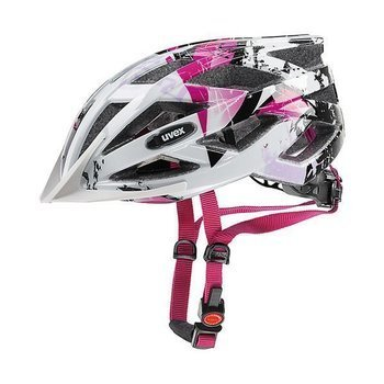 Kask Uvex AIR WING 52-57cm white-pink 41-4-426-01-15