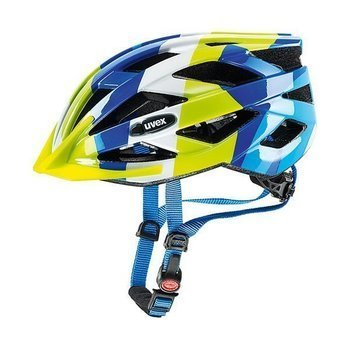Kask Uvex AIR WING blue-green