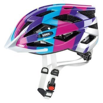 Kask Uvex AIR WING blue-pink