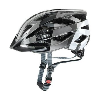 Kask Uvex AIR WING dark silver-black