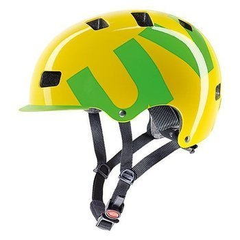 Kask Uvex HLMT 5 BIKE PRO yellow-green