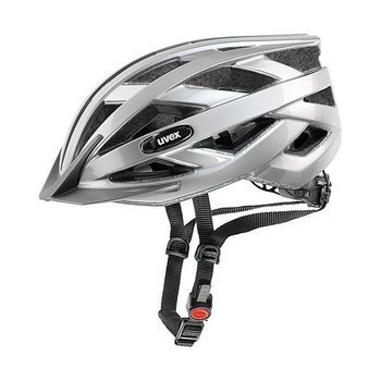 Kask Uvex I-VO silver
