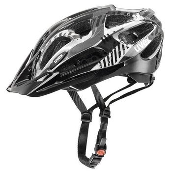 Kask Uvex SUPERSONIC black-white