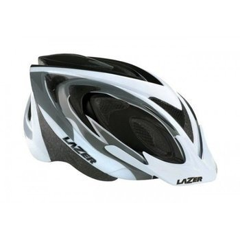 Kask mtb LAZER 2 X3M grey white black 57-61 cm