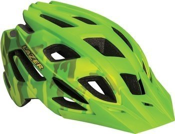 Kask mtb LAZER ULTRAX flash camo green