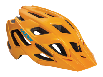 Kask mtb LAZER ULTRAX flash orange
