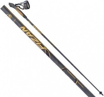 Kij Nordic Walking Fizan Runner 40% carbon 105 gold