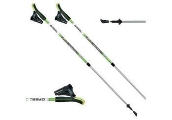 Kije Nordic Walking Gabel Stride STRETCH Lite NCS