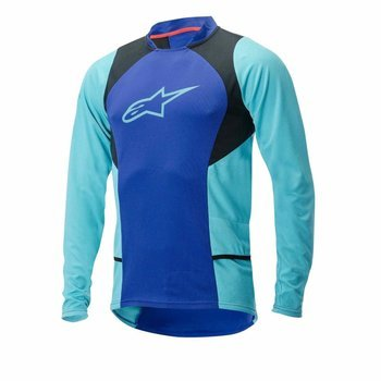 Koszulka Alpinestars DROP 2 blue stratos-aqua 1766415-797